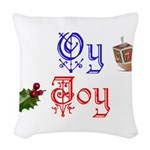 oyjoy.png Woven Throw Pillow