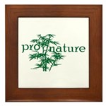 Pro Nature Graphic Framed Tile