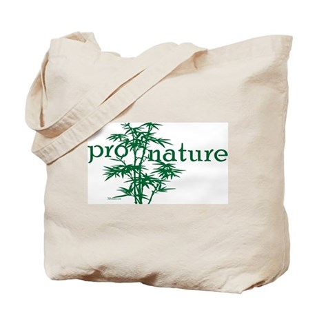 Pro Nature Graphic Tote Bag