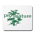 Pro Nature Graphic Mousepad 