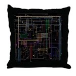Assimilated Trekkie Futile Throw Pillow
