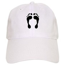 Bare Footprints Baseball Cap