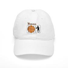 Women's Hoops Baseball Cap