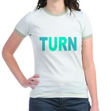 Turn Up Shirt T-Shirt