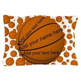 Basketball Throw Pillows