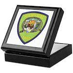 Camp Verde Marshal Keepsake Box