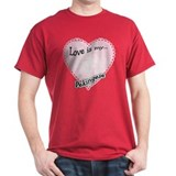 Love is my Pekingese T-Shirt