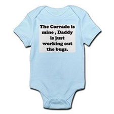 The Corrado is mine Infant Bodysuit