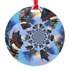 Tower Bridge Christmas Ornament