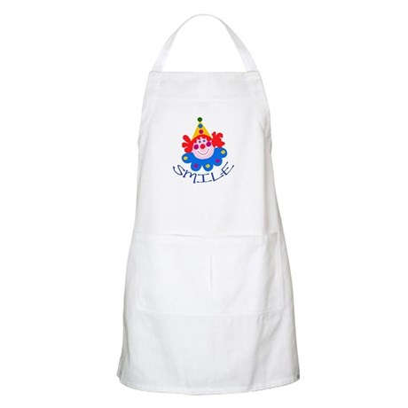 Clown BBQ Apron