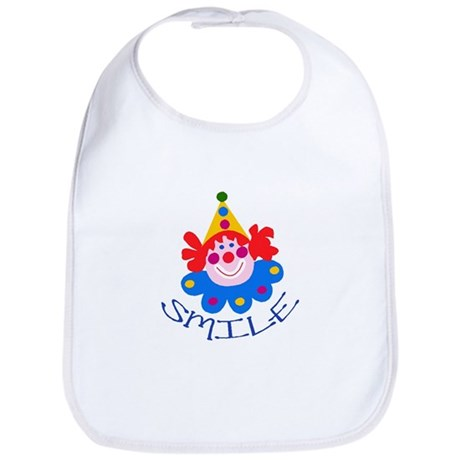 Clown Bib