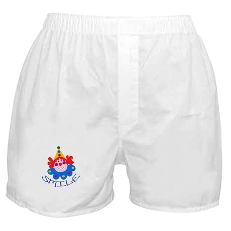Clown Boxer Shorts