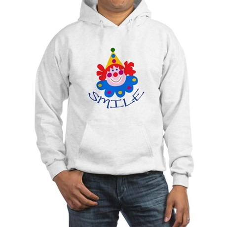 Clown Hooded Sweatshirt