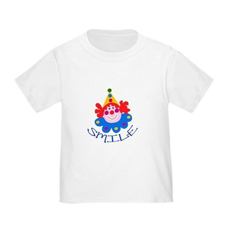 Clown Toddler T-Shirt