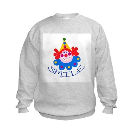 Clown Kids Sweatshirt