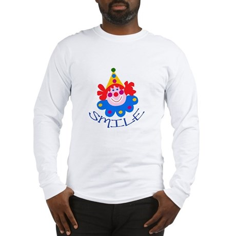 Clown Long Sleeve T-Shirt