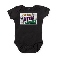 Im The Little Brother Baby Bodysuit