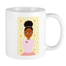 Cutie Pie by Christy Lynn Small Mugs