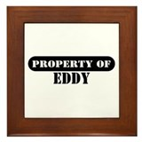 Property of Eddy Framed Tile