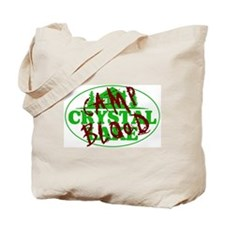 Crystla Lake/Camp Blood Tote Bag