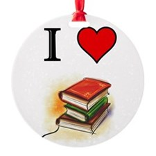 Books Ornament
