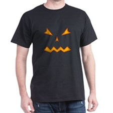 Mean Pumpkin (Orange) T-Shirt