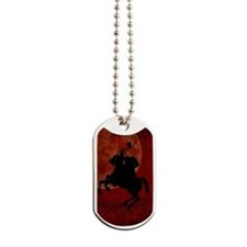 Headless Horseman Dog Tags