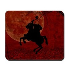 Headless Horseman Mousepad