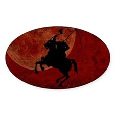 Headless Horseman Decal