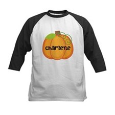 Personalized Halloween Pumpkin Tee