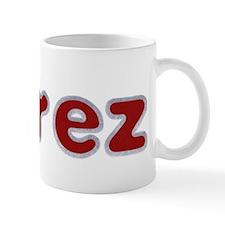 Perez Santa Fur Mugs