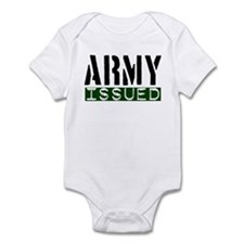 Army Issued Infant Bodysuit