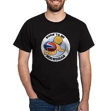 """""""Born to be Norwegian"""" T-Shirt"""
