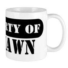 Property of Deshawn Small Mug