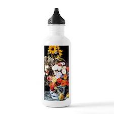 Renoir - Mixed Flowers Water Bottle