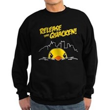 Release The Quacken Sweatshirt