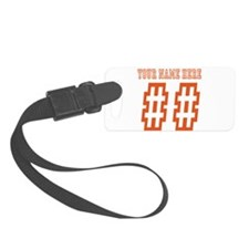 Game Day Luggage Tag
