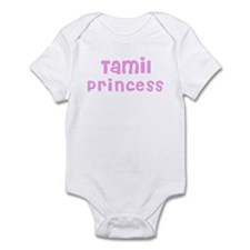 Tamil Princess Infant Bodysuit