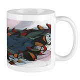 Landscape Abstract Coffee Small Mug