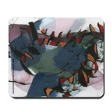 Lanscape Abstract Fantasy Mousepad