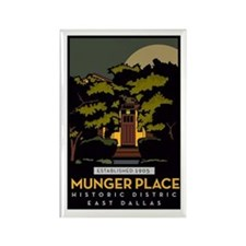 Munger Place (10 Pack) Magnets