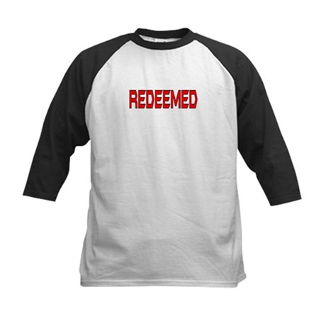 Redeemed Kids Baseball Jersey