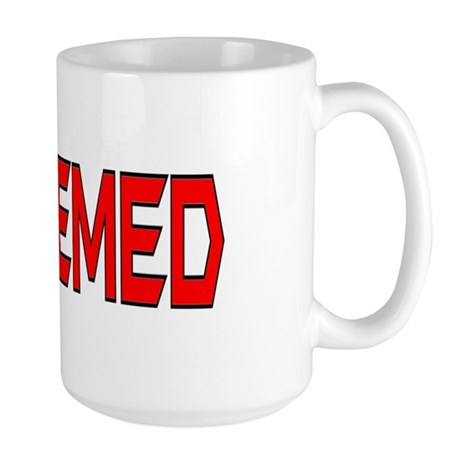 Redeemed Large Mug