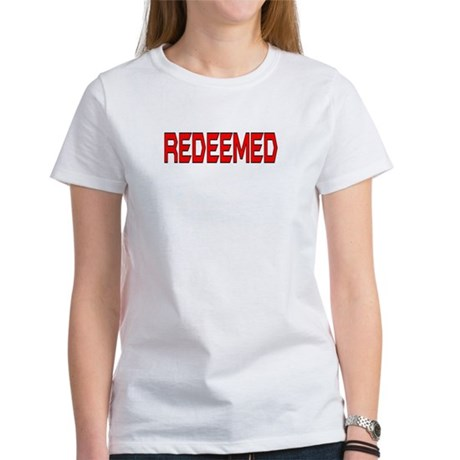 Redeemed Women's T-Shirt