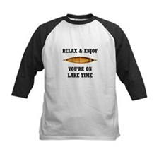 On Lake Time Baseball Jersey