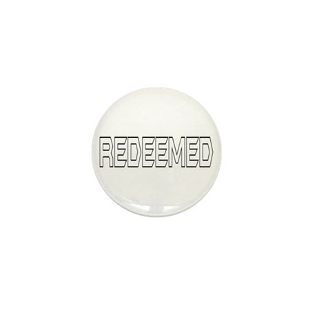 Redeemed Mini Button (100 pack)