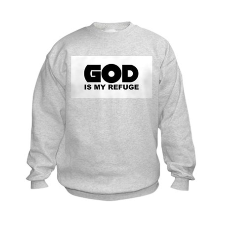 God's Refuge Kids Sweatshirt
