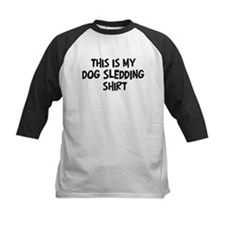 My Dog Sledding Tee