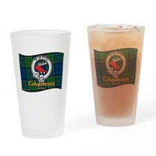 Colquhoun Clan Drinking Glass
