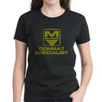 MILITECH GRN Women's Dark T-Shirt